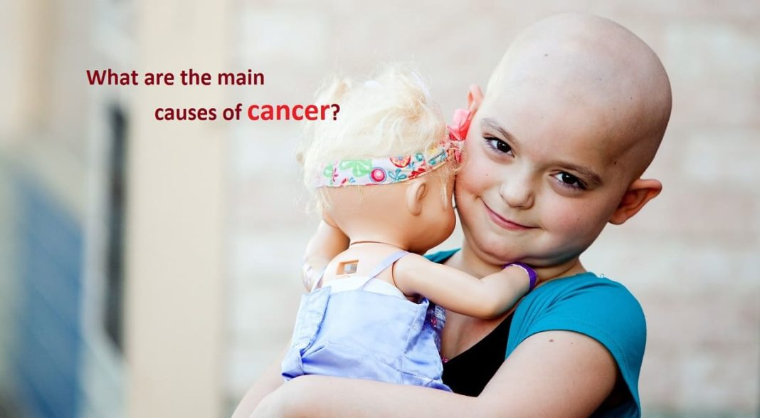 What are the main causes of cancer, trend health