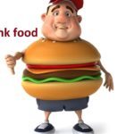 No junk food, trend health