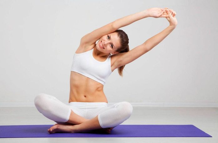 Yoga for Belly Fat Loss, trend health