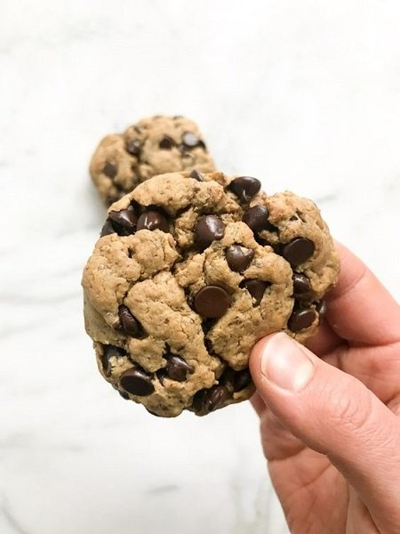 Chocolate chip protein cookies, Trend Health