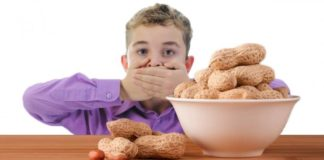 Peanut Allergy, trend health