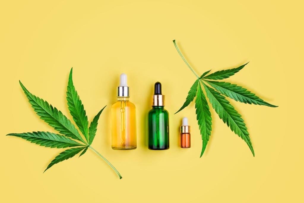 Role of CBD Products, Trend Health